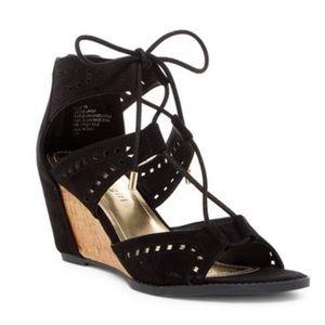 Madden Girl wedge sandal size 6